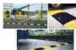 供应南宁减速带安装优质橡胶减速带报价